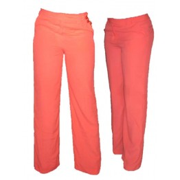 NEXT CORAL TAILORED TROUSERS