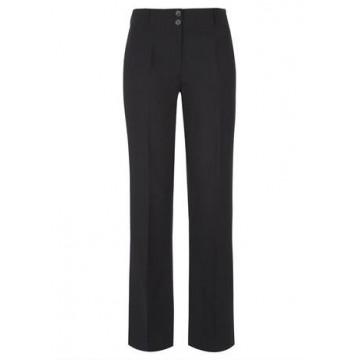 Black Boot Cut Tailored Trouser