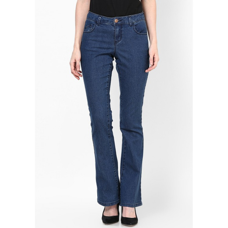 Semi Bootcut Jeans Billie Jean