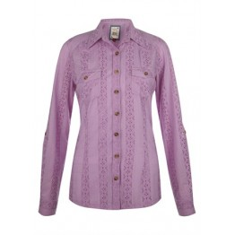 Falmer Heritage Embroderie Lace Long Sleeved Shirt