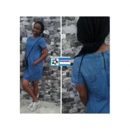 Principles Blue Denim Tunic Dress